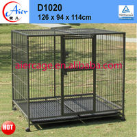 pet product metal large dog cages for sale