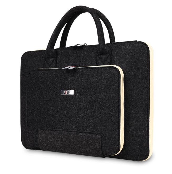 "BUBM Portable Travel Laptop bag for macbook pro case 11""13"" 15""sleeve"