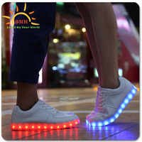 2016 new style fashional led lights hot sale flashing light led shoes for young generation