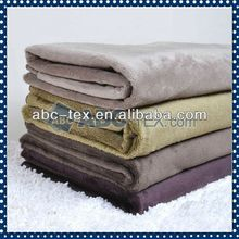 Professional Supplier Of Plush Faux Fur Fabric
