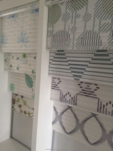 Fashion Designs Motorized outdoor roller Blinds,shower curtain fabric,rubber plantation malaysia