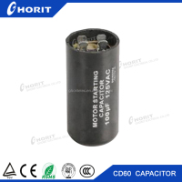 cd60 65 uf ac motor running capacitor for air compressor