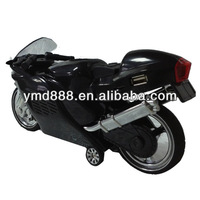 Portable Motorcycle Mini Speaker MP3 Player Amplifier USB Disk Computer Speaker with FM Radio