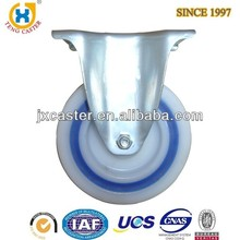 32 Series 5inch rigid plate caster wheel,plastic pregnancy wheel