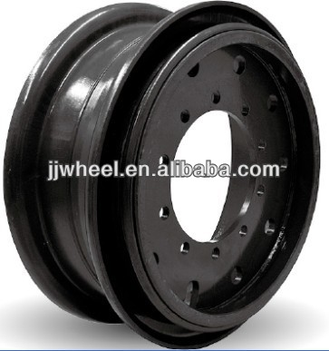 lock ring type steel wheel rims