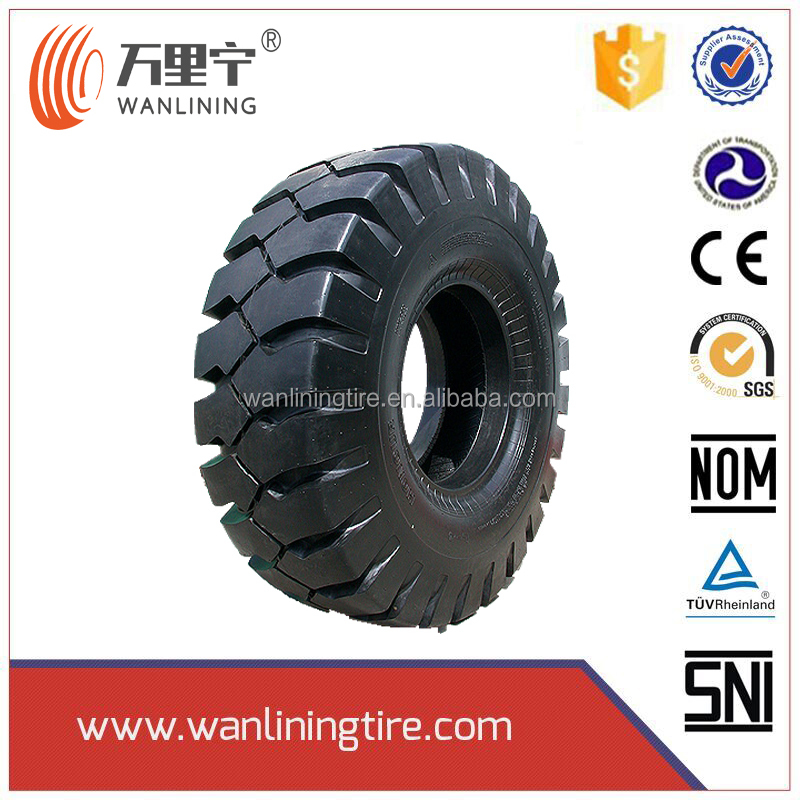 Best Chinese <strong>Brand</strong> Bias Loader Tire 1400-24 With <strong>100</strong>% Warranty