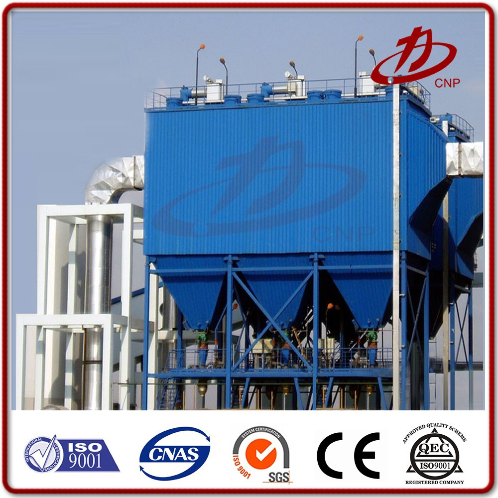 Cement plastering dust collector