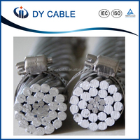 600/1000v bare AAC/AAAC/ACSR cable BS standard acsr conductor