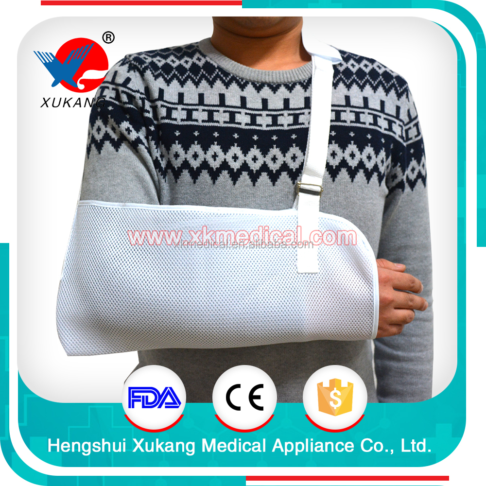 2016 HOT SALE Arm sling for fracture fastness and orthopedic products(breathable))