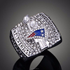 Popular sport souvenir New England patriots of the super bowl championship ring,china jewelry manufacture(SWTPR1103)