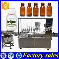 ODM Supplier Liquid Pharmaceutical Syrup Filler