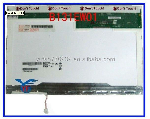 Hot Sale B133EW01 V.4 laptop 13.3 inches lcd panel for sale