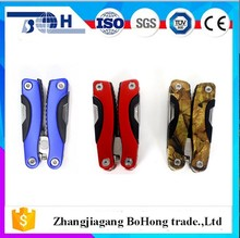 Professional factory price stainless steel portable multi tool pliers