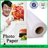 Perfect quality 260g RC high glossy photo paper for wholesale