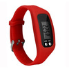 Bracelet smart wristwatch step distance counts Calorie fitness tracker pedometer watch with time display