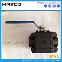 Professional supply wholesale lever and gear handwheel operated stainless steel floating type manual ball valve