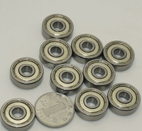 heavy duty shopping trolley bag wheel 608 ball bearing