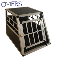heavy duty dog large animal pet clips cage crate