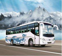 12m bus size GDW6119H new luxury bus