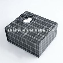 Mountain luxury paper gift cardboard packaging box custom