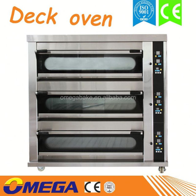 Industrial bread baking oven for sale/best toaster oven(CE/ISO9001 manufacturer )