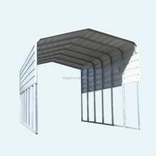 prefabricated metal roof carport canopy