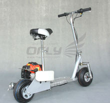 China fabricación CE mini 49cc scooter de gasolina