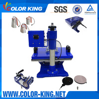 "Color-king DIY sublimation shop 8in1 combo 15""*15"" heat press machine"