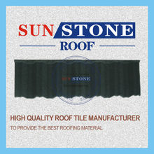natural sand soundproof clay roof tile