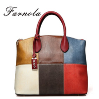 Guangzhou wholesale colorful fashion lady designer handbags made in china