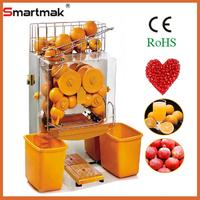 manufacturer price fresh squeezed orange juice machine for sale