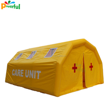 inflatable military tent durable medical tent for hospital