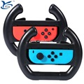 Hot selling 2 pcs pack racing steering wheels for nintendo switch joy con gaming accessory