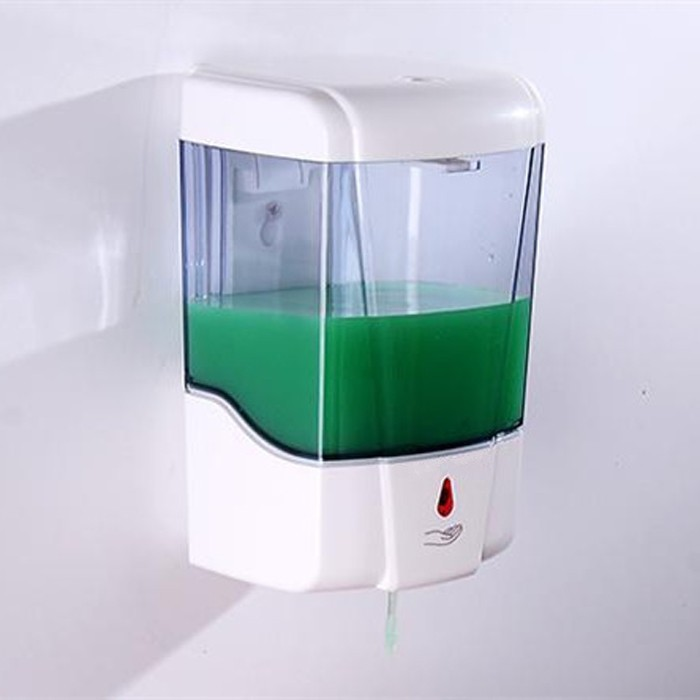 Refillable Wall Mounted Automatic Liquid Soap Dispenser