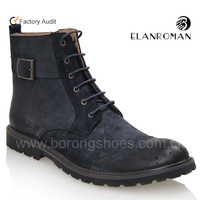 Wholesale cowboy leather boots men shoes branded names copy