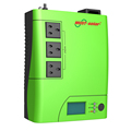 1kw inverter solar energy systems with dc to ac pure sine wave inverter