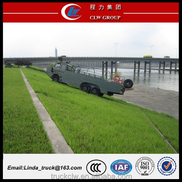 Dongfeng amphibious tracked vehicles for sale/ amphibious vehicle