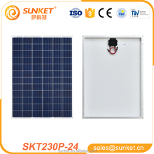 professional factory cheap 230w solar power panel price have authoritative certification