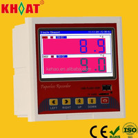 KH3000G: Economic 12 Channels Temperature Humidity Data Logger