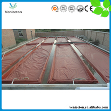 Veniceton China Brand Low Cost Small Portable Assembly Membrane Biogas System/plant/digester