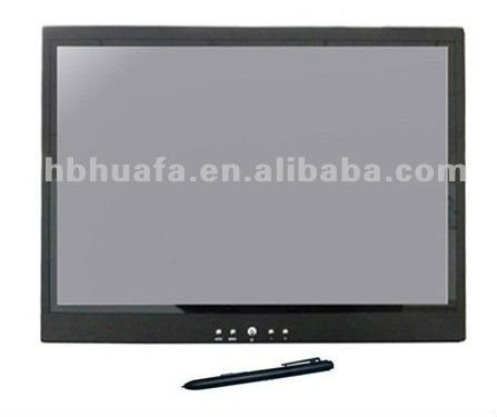19inch Tablet pc Digitizer with digital pen, digital drawing pad