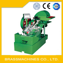 Roller Type Threading Rolling Machine with Gear Exposed