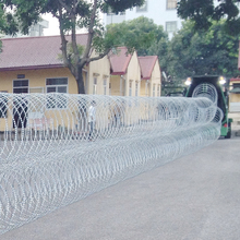 ISO9001 military standard crowd control rapid deployment barrier