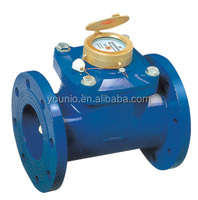 removable Woltman bass cover water meter