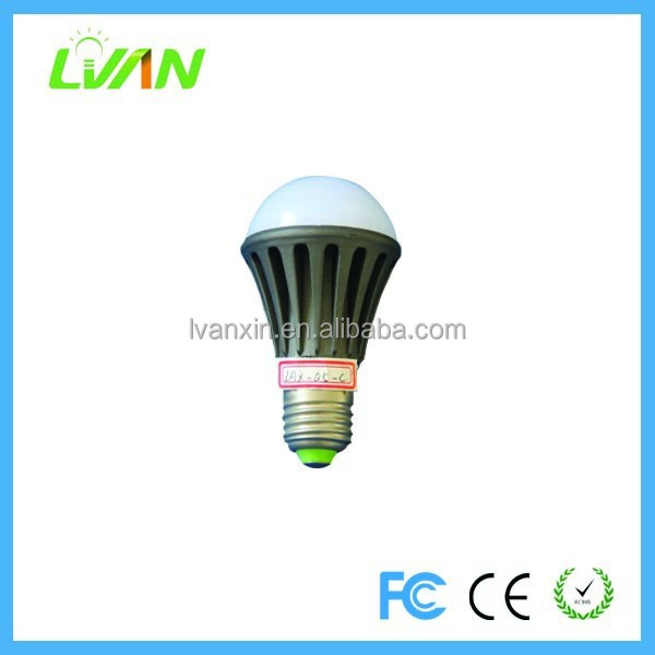 240lm E27 CRI80 3W Aluminum and Plastic Replacement Led Bulb Light