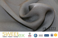 HOT SELLING VISCOSE RAYON REVERSIBLE HEAVY CREPE FABRIC