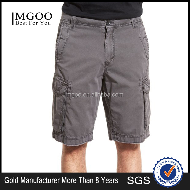 OEM Men Summer Work Shorts Men Casual Short With Six Pockets Customize Shorts/Boardshorts/Pants