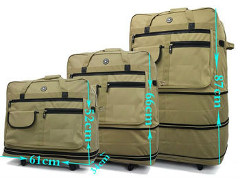 Hand Baggage Soft Folding Suitcase