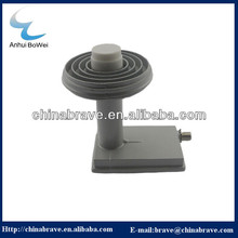 Used for receiving ku band signal ku single output prime focus lnb