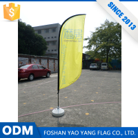 Popular Product Bargain Sale Custom Standard Size Water Base Flag